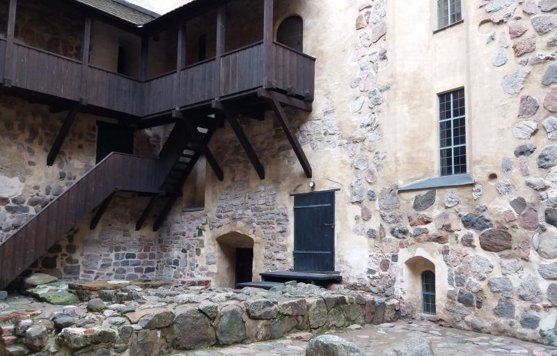 Turun linnan salakäytävä