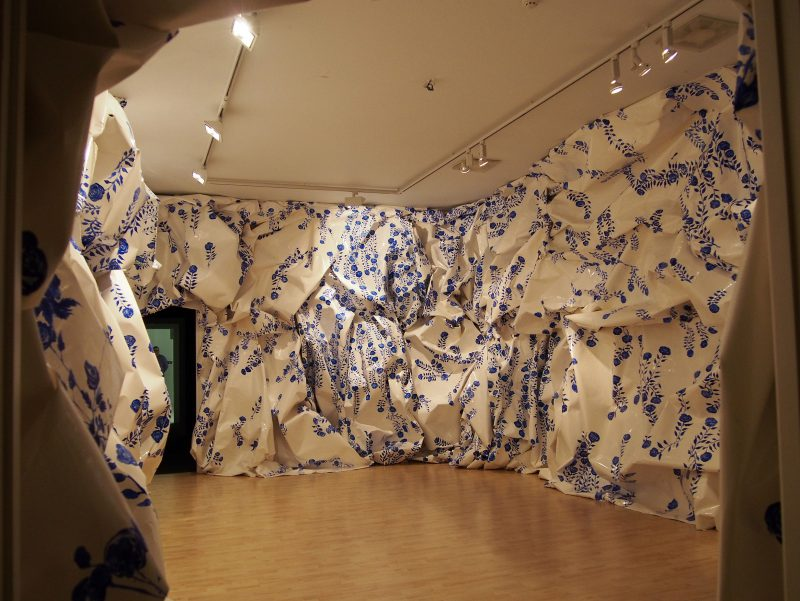 Teemu Korpelan Deposition 2017 ııı (2017) Turku Biennaalissa